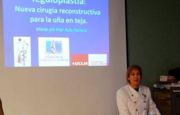 Presentación de una mis de las técnicas quirúrgicas innovadoras Cirugía-Podologica-Clinica-Mª-del-Mar-Ruiz-