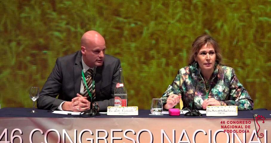 Miembro del Comité Científico del Congreso Nacional de Podología Cirugía-Podologica-Clinica-Mª-del-Mar-Ruiz