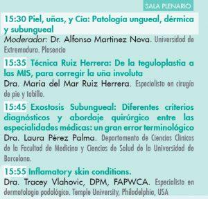 Presentación en el Congreso Nacional de Podología en Santiago de Compostela De-la-teguloplastia-a-la-MIS-uña-encarnada-