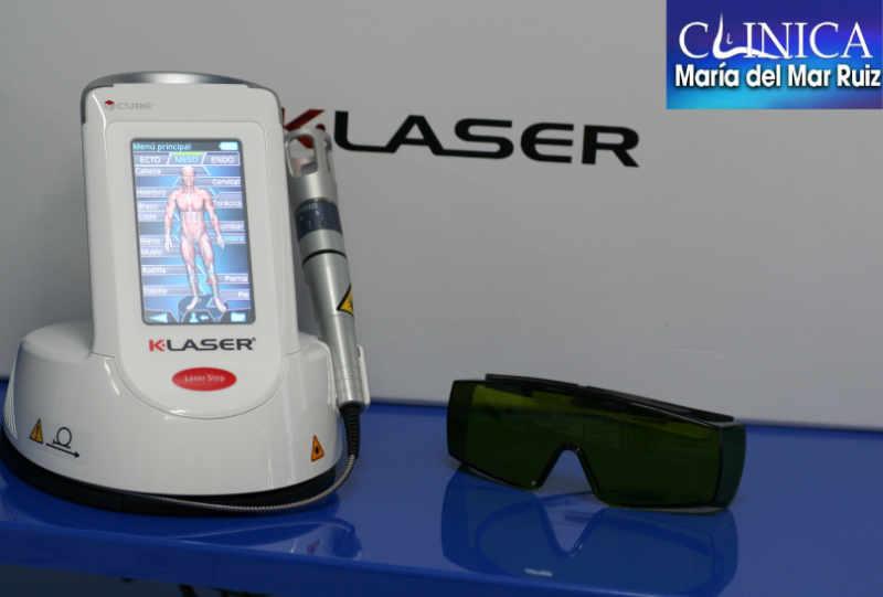 laserterapia aplicada a la podología