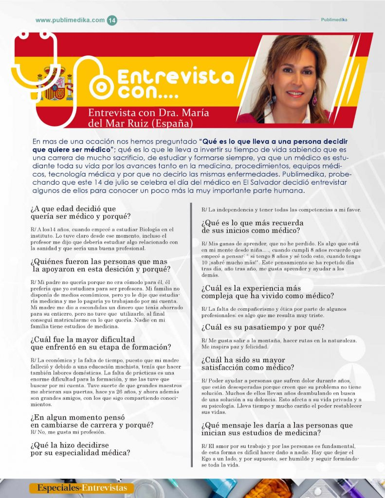 Entrevista publimedika El salvador